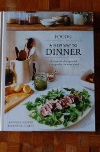 A New Way to Dinner cookbook