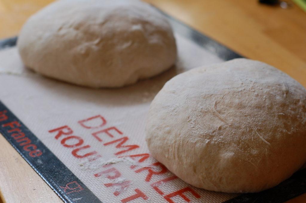 Preshaped loaves