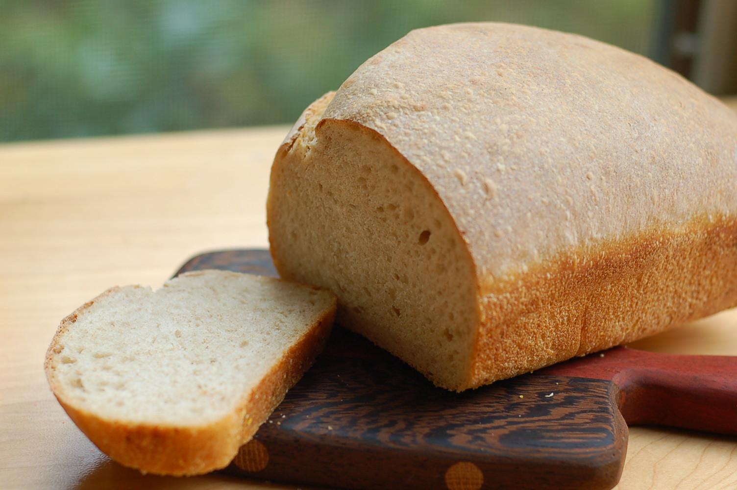 Sometimes you want a sandwich: Sourdough sandwich bread tutorial