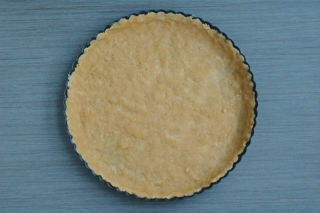 unbaked no roll sourdough pie crust