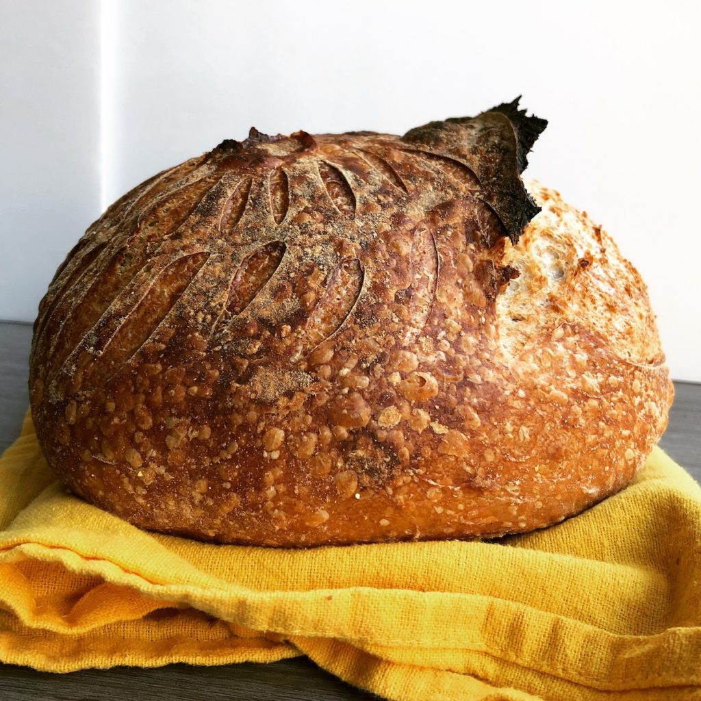artisan sourdough bread